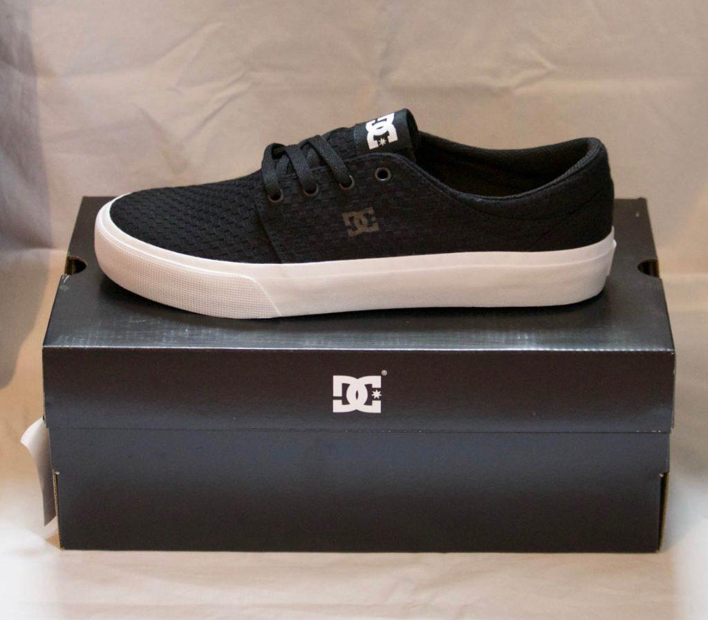 DC Shoes Trase TX SE black Size 9